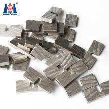 High Efficiency Diamond Saw Blade U-shaped Segment for Granite Cutting