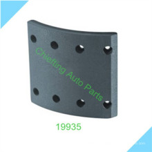 19935 1993509 5001860032 pour le remplacement de la garniture de frein Renault
