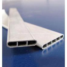 Tube de radiateur plat en aluminium micro multi-ports
