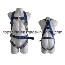 China Factory Professional Standard Full-Body Safety Harness Safety Belt