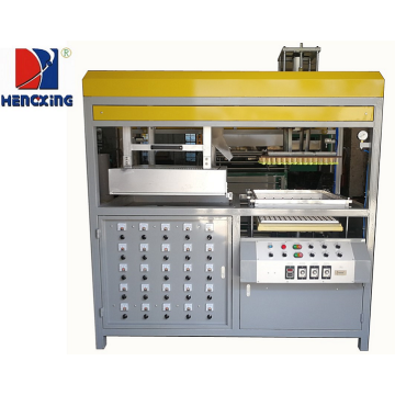 Stable quality small plastic blister forming machine