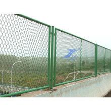 Anti-werfenden Brücke erweiterten Zaun (TS-L125)