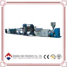 Экструзионная линия для производства пластиковых листов