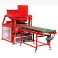 Latest best quality hydraulic soil block making machine price in Zambia