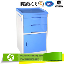 ABS Hospital Bedside Cabinet with Shoes Case