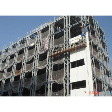 Stahlstrukturrahmen Sanwich Panel Office (KXD-SSB1405)