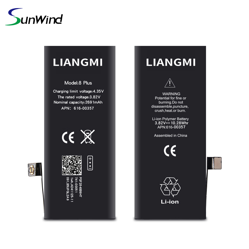 Iphone 8p Battery