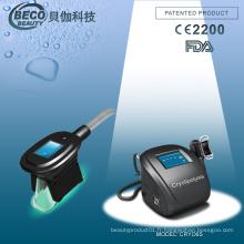 Mini Portable Cryolipolysis Équipement de perte de poids (CRYO6S)