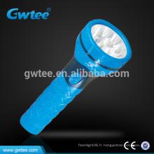 La lampe torche à lampe LED rechargeable la plus puissante