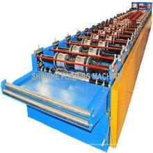 Metalldachplatten-Umformmaschine