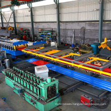 Hebei xinnuo auto stacker for roll forming machine