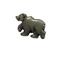 Симпатичные Панда Pin Брошь Металл Значок Pin для человека (JH0037)