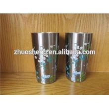 fácil de ir bebida congelada tazas modernas venta por mayor