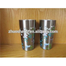 modern wholesale easy to go frozen drink cups