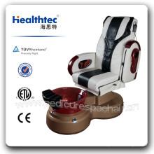 Chaise de pédicure sans plomb de luxe de salon d'ongle (A301-39