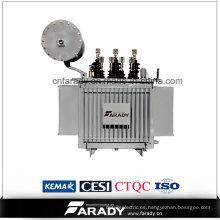 Transformador de voltaje constante toroidal