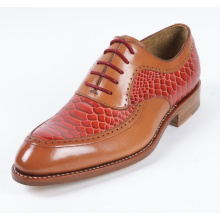 New Design Genuine Leather Mens Business Shoes (NX 410)