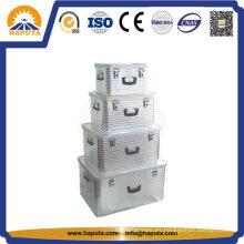 Caso del agregado de negocios aluminio para almacenamiento (HW-5000)