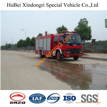 6ton Camión cisterna de agua Isuzu Euro4