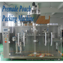 Premade Pouch Packing Equipment / Filling Sealing Packing Machines