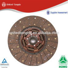 Geniune quality howo Clutch Disc for WG9914161100 AZ9725160200