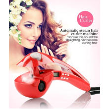 Christmas Gift Automatic LCD Steam Hair Curler