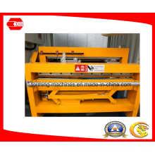 Automatische Schneidemaschine mit gerader und verjüngter Platte