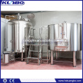 Kuangbo brewhouse made of sanitary stainless steel 304