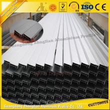 Quadro solar de alumínio de anodização no sistema de energia solar