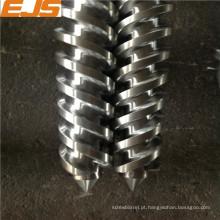 Rosca de dupla SJSZ para máquina de extrusão