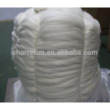 hochwertige innere mongolische weiße Ziegenkaschmir-Oberteile