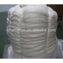 high quality Inner Mongolian white goat cashmere tops