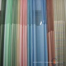 Tissu de rideau hospitalier attrayant Chine fabricant