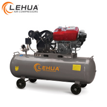 Compressor de ar dos cilindros do motor diesel de 4 litros 100k 4kw for sale