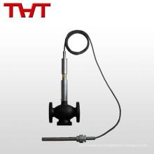Válvula de control termostático auto operado