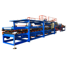 eps wall sheet sandwich wall panel production line