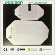 Cateter IV Quirúrgico Transparente PU Semi-Permeable Vestido Impermeable