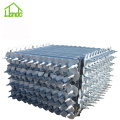 Ground Screw Foundation för Timber Foundation