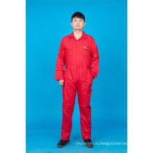 65% полиэстер 35%хлопок с длинным рукавом одежда используется равномерный (BLY1019)
