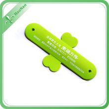 Bearbeitbare Qualität Stilvoller nagelneuer PVC-Handy-Stand
