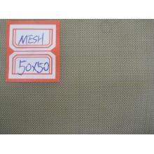 Rede de arame de aço inoxidável / malha de arame tecida