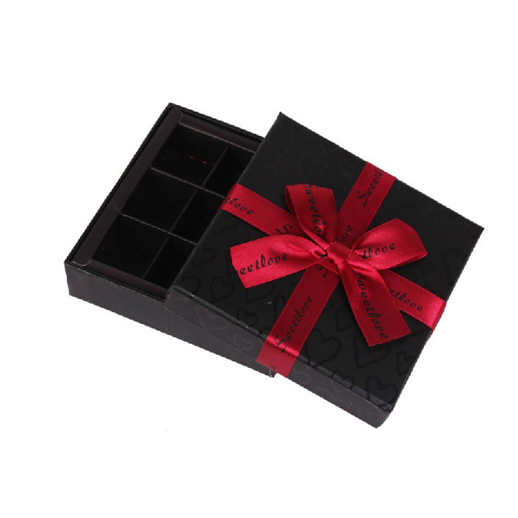 Small Black Gift Box 4
