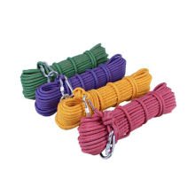 new multicoloured nylon 10.5mm Fast climbing rope,wholesale.