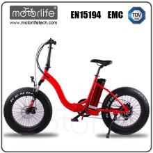 MOTORLIFE / OEM Marke EN15194 20 Zoll faltbare 48V 500W Fahrrad elektrisch