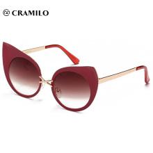 9587 Cramilo italy design fashion butterfly shaped sunglasses