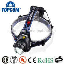 High power cree T6 LED 1200 lumens led headlamp