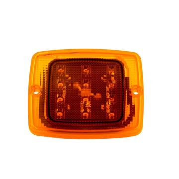 IP67 impermeable Bus indicador LED luz de la cola