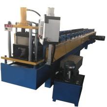 Petit pain de tuyau de descente en acier coloré formant la machine