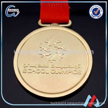 OEM iron gold medal products for sports match