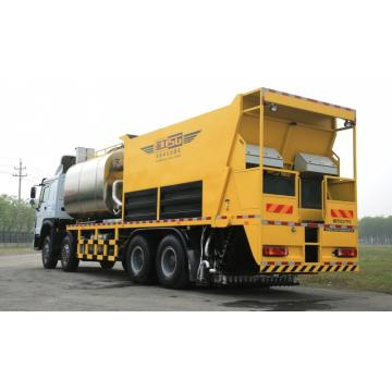 Nieuwe multifunctionele 8000L / 14m3 synchrone chipverzegelingstruck